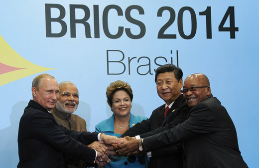 Hope is a theme of the BRICS summit
