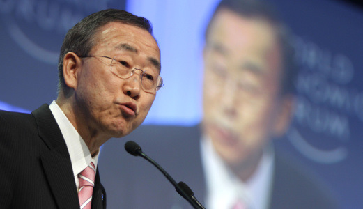 UN chief calls for balanced and sustainable development
