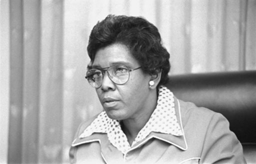 Today is 75th anniversary of Rep. Barbara Jordan's birth (with video)