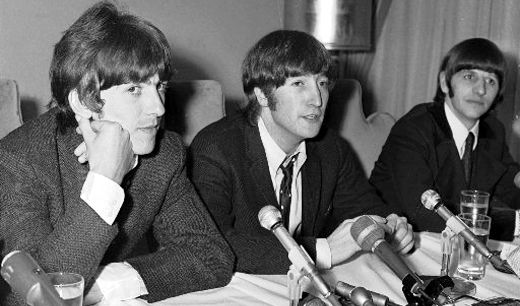 Vatican praises Beatles, sidesteps growing scandal