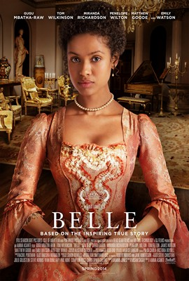 """Belle"": young love in shadow of the slave trade"