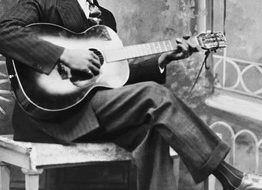 Today in labor history: Blues legend Big Bill Broonzy born