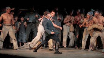 """""""Billy Budd"""": sex, revolution and sea in jaw-dropping opera"""