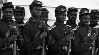 Blood and citizenship: Black soldiers and the 4th of July
