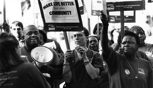 Black unemployment, working class unity