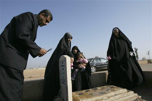 Iraq sues Blackwater over killing spree