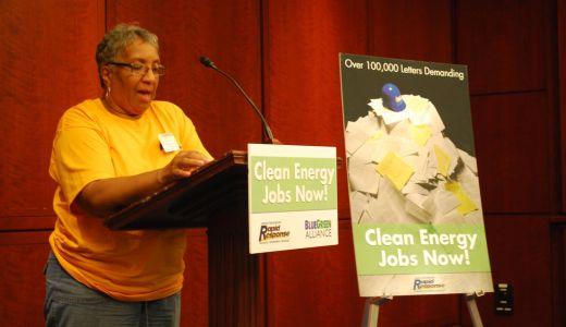 Green jobs lose out as Senate shelves energy bill