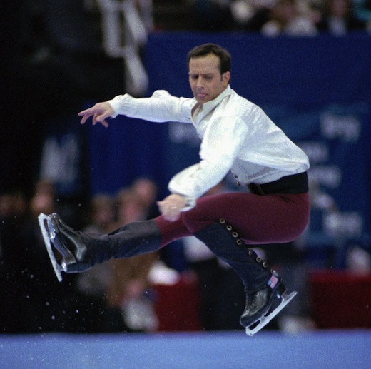 Skater Boitano comes out, will represent U.S. at Olympics