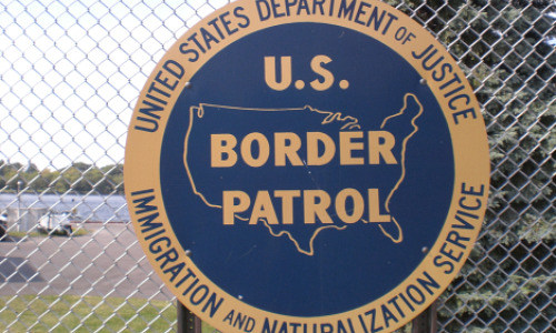 Border Patrol accused in immigrant death