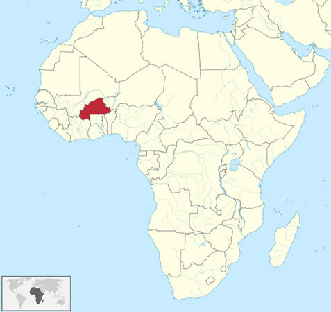 Burkina Faso military coup a setback for West Africa