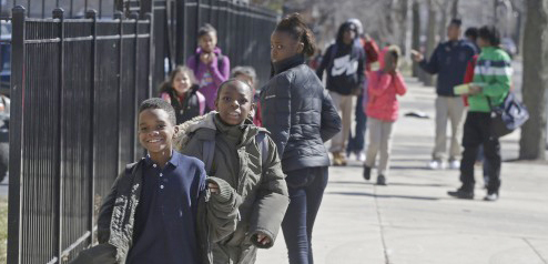 Memo to Mayor Emanuel: System needs fixing, not the kids