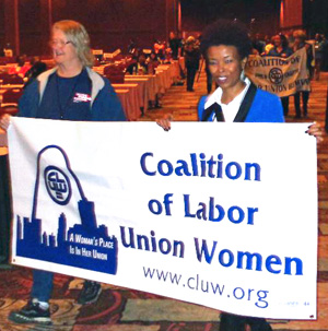 Today in women's history: Coalition of Labor Union Women founded
