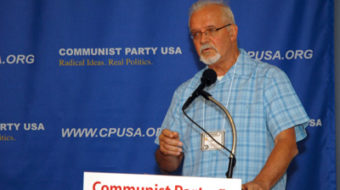 CPUSA leader talks strategy for defeating the extreme right
