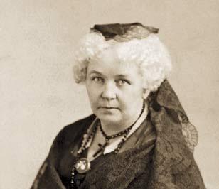 Today in history: Bicentennial of pioneer feminist Elizabeth Cady Stanton