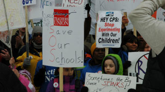Chicago Teachers Union: Black teachers, students most affected by school closings