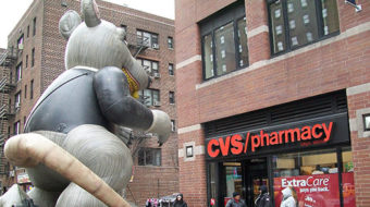 CVS risking consumer, workers' health for profits, laborers claim