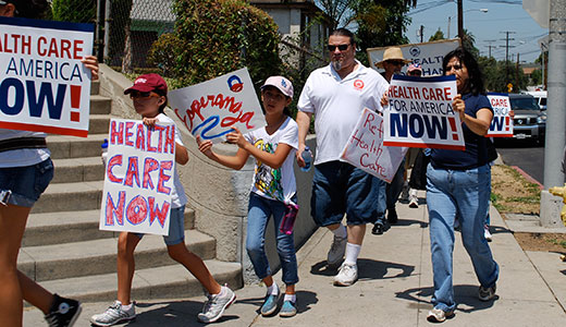 Health reform helps Californians, repeal would be costly