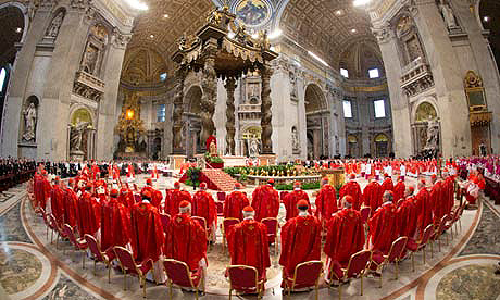 Church faces big choices as cardinals pick a new pope