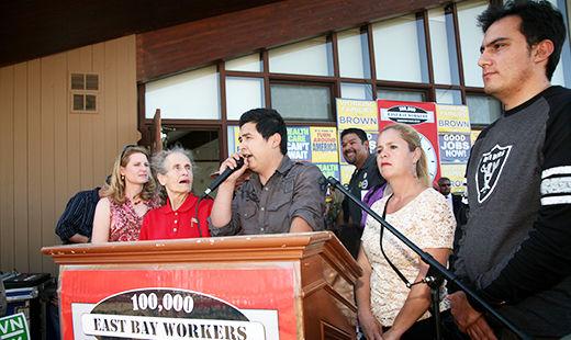 California's top congressional race a toss up