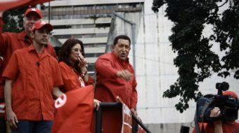 On eight-nation trip, Chavez promotes multi-polar world