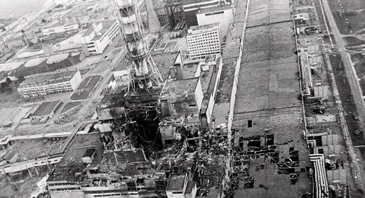 This week in history: Chernobyl nuclear reactor explodes in USSR