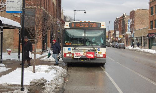 Lawsuit claims racial bias in Illinois transit funding