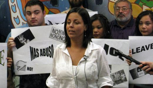 "Immigrant rights leaders demand accountability, not ""whitewash"""