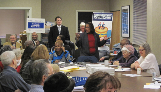 """25,000 Ohioans sign to """"protect, preserve"""" Social Security"""