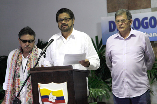 Colombian peace talks in serious jeopardy