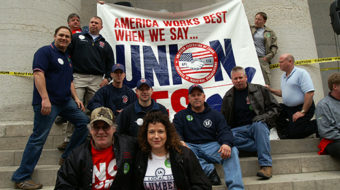 Wisconsin and the tea party: an Ohio worker speaks his mind