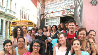 From Maine to Cuba, travelers with a purpose