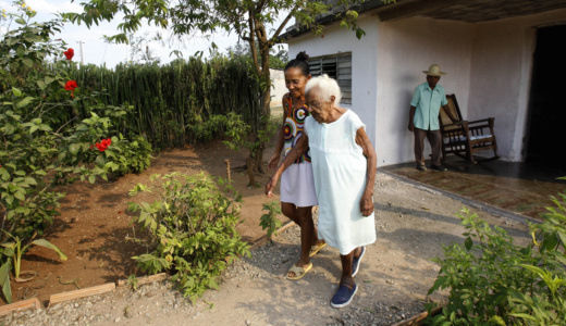 Oldest Cuban celebrates her 126th birthday