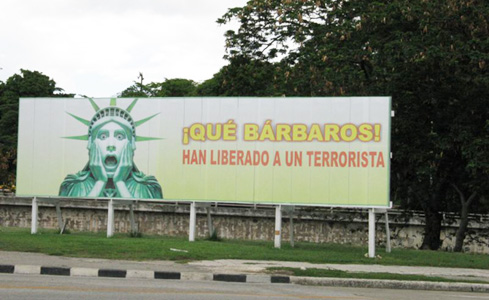 Reject terrorism, extradite Posada
