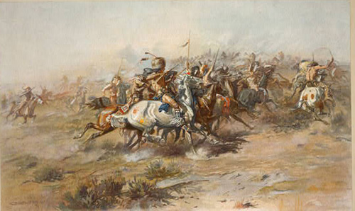 Today in labor and peoples history: Custer's Last Stand