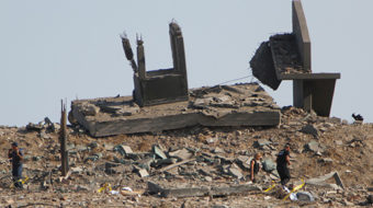Massive explosion rocks Cyprus naval base