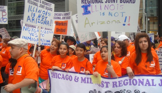 Immigrant rights get a boost in Illinois