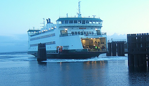 Unionbusters target crews that run Washington's ferry boats