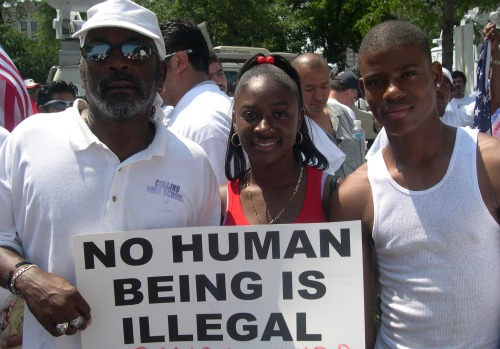 Black lawmakers fight for immigrant rights