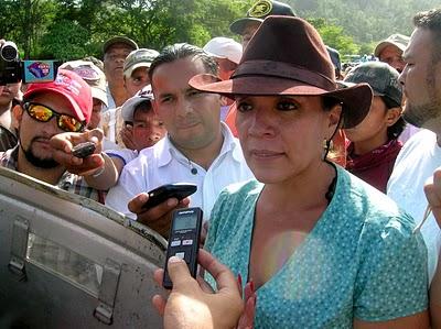 Will the left return to power in Honduras?