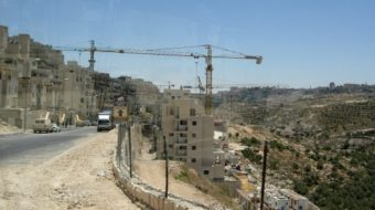 Dutch probe company over Israeli wall, settlement construction