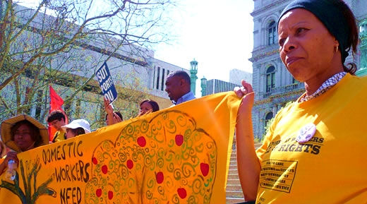 Domestic workers win basic labor rights