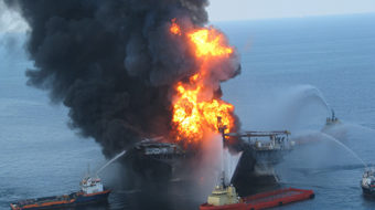 One year after deadly BP explosion, troubles persist