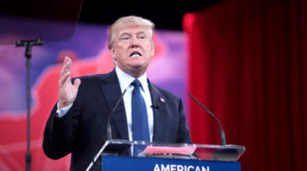 Latino organizations demand NBC cut ties with Trump