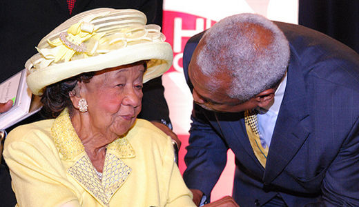 Dorothy Height, godmother of civil rights movement