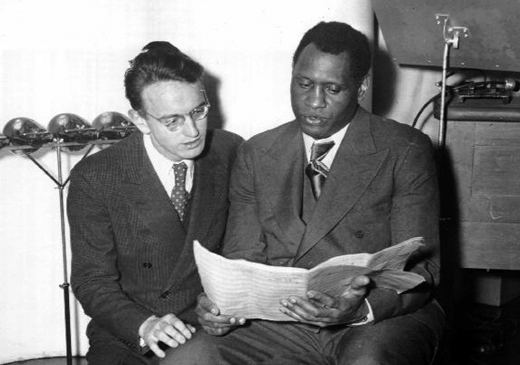 "Today in history: Earl Robinson, composer of ""Joe Hill,"" born"