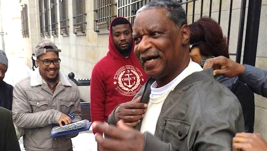 Black Panther Eddie Conway, free after 44 years, calls for release of all political prisoners