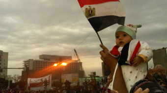 "Egypt's revolution: diary of an ""intellectual guerilla"""