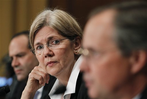 The battle over Elizabeth Warren