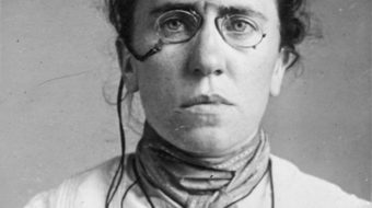 Today in Labor History: Emma Goldman, IWW, Wagner Act, strike and lockout