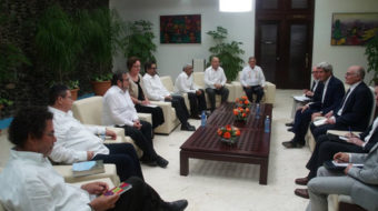 Murder epidemic halts Colombia's peace process